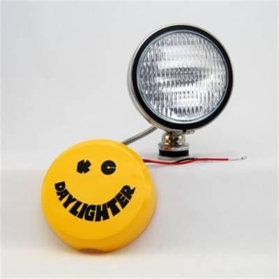 Exterior Lighting - Worklight - KC HiLites - KC HiLites 1608 Daylighter Flood Light w/Shock Mount Housing