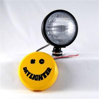 Exterior Lighting - Worklight - KC HiLites - KC HiLites 1609 Daylighter Flood Light w/Shock Mount Housing