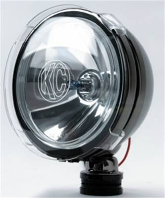 Fog/Driving Lights and Components - Fog/Driving/Offroad Light Shield - KC HiLites - KC HiLites 7207 LiteShield