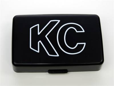 Fog/Driving Lights and Components - Fog/Driving Light Cover - KC HiLites - KC HiLites 5309 Hard Light Cover