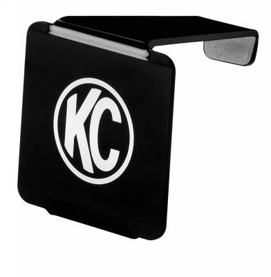 Fog/Driving Lights and Components - Fog/Driving Light Cover - KC HiLites - KC HiLites 72000 Cube LED Light Cover