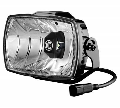 Fog/Driving Lights and Components - Driving Light - KC HiLites - KC HiLites 1711 Gravity Series LED Driving Light