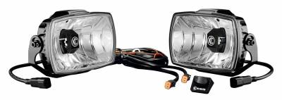 Fog/Driving Lights and Components - Driving Light - KC HiLites - KC HiLites 711 Gravity Series LED Driving Light