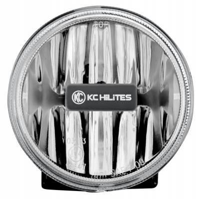 Fog/Driving Lights and Components - Fog Light Kit - KC HiLites - KC HiLites 1495 Gravity Series LED Fog Light