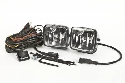 Fog/Driving Lights and Components - Fog Light Kit - KC HiLites - KC HiLites 432 Gravity Series LED Fog Light