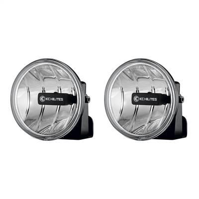 Fog/Driving Lights and Components - Fog Light Kit - KC HiLites - KC HiLites 495 Gravity Series LED Fog Light