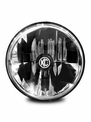 Fog/Driving Lights and Components - Driving Light - KC HiLites - KC HiLites 4235 7 in. LED Headlight