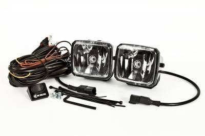 Fog/Driving Lights and Components - Fog Light Kit - KC HiLites - KC HiLites 343 Gravity LED G34 Fog Light
