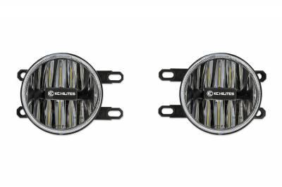 Fog/Driving Lights and Components - Fog Light Kit - KC HiLites - KC HiLites 501 Gravity LED G4 Fog Light