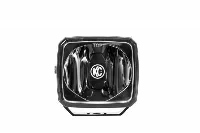 Fog/Driving Lights and Components - Fog Light Kit - KC HiLites - KC HiLites 1433 Gravity LED G34 Fog Light