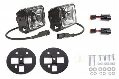 Fog/Driving Lights and Components - Fog Light Kit - KC HiLites - KC HiLites 345 Gravity LED G34 Fog Light