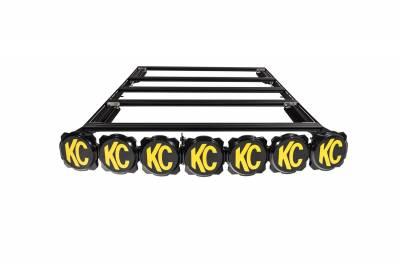 KC HiLites 92042 Gravity Pro6 Roof Rack