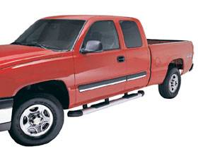 MDF Exterior Accessories - Running Boards | Nerf Bars - Lund Running Boards and Nerf Bars