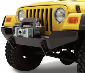 MDF Exterior Accessories - Bumpers - Bestop Front Bumpers for Jeeps