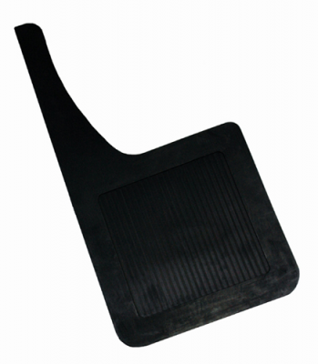"Mud Flaps for Trucks - Highland Contura Mud Flaps - Contura-Highland - Highland 1241200 24"" X 12"" HD Rubber Truck Mud Flaps Pair"