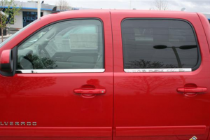 Exterior Accessories - Body Styling - Body Trim Kit