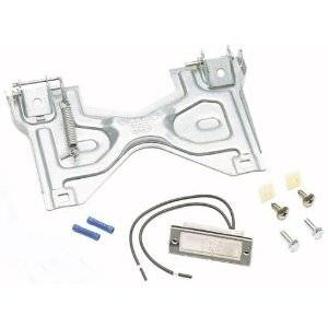 Bumper - License Plate Accessories - License Plate Flip Kit