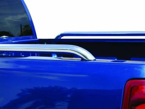 Bed Caps | Bed Rails - Go Industries Bed Rails - Bolt On Truck Bed Rails