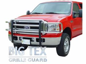 Grille Guards & Brush Guards - Go Industries Grille Guards - Big Tex Grille Guards