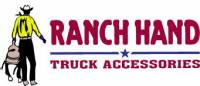 Ranch Hand - Ranch Hand BRC086BLR 6' Full Top Bed Rail GMC 3500HD 6' (2009)