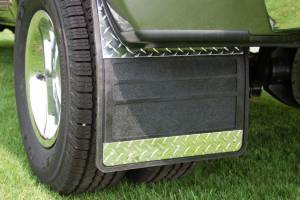 Mud Flaps for Dually Trucks - Owens Dually Mud Flaps