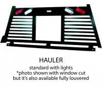 Hauler - Toyota - Fully Louvered