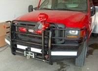 Ranch Hand Front Bumpers - Summit Sport Front Bumper 15K winch ready - Ford