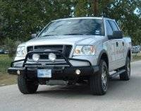 Ranch Hand Front Bumpers - Summit Bullnose Front Bumper - Ford