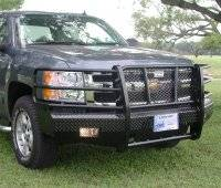 Summit Sport Front Bumper - Chevrolet - 1500 Avalanche (no body hardware)