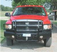 Summit Sport Front Bumper - Dodge - 3500