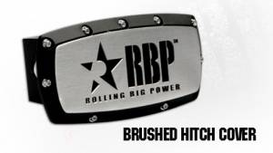 MDF Exterior Accessories - Hitch Caps | Hitch Steps - RBP Hitch Caps