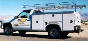 Ladder Racks - Hauler Racks Ladder Racks - Service Body & Utility Truck Racks