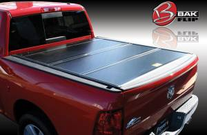 MDF Exterior Accessories - Tonneau Covers - BAK Industries Tonneau Covers