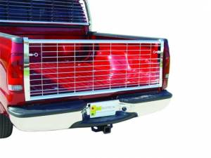 Tailgates - Go Industries Tailgate - Chrome Straight Tailgate