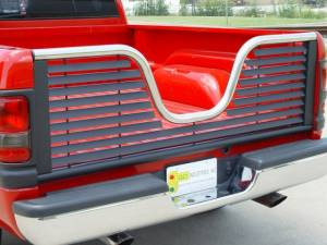 Tailgates - Go Industries Tailgate - Louvered V-Gate