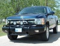 Ranch Hand Front Bumpers - Summit Bullnose Front Bumper - Dodge