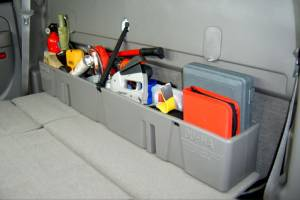 Storage & Fridges - Duha - Behind-the-Seat Storage / Gun Case