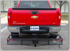 "MDF Exterior Accessories - Cargo Carriers | Hitch Carriers - B-Dawg - B-Dawg BD60205CC Steel Cargo Carrier (60"" x 20"" x 5"")"