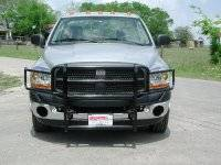 Legend Grille Guards for Dodge - With Tow Hooks - Mega Cab