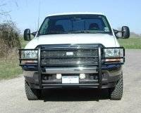Legend Grille Guards for Ford - With Tow Hooks - Expedition