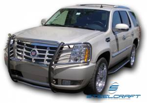 Grille Guards - Stainless Steel - Cadillac