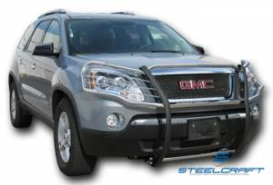 Grille Guards - Stainless Steel - GMC