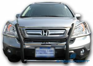 Grille Guards - Stainless Steel - Honda
