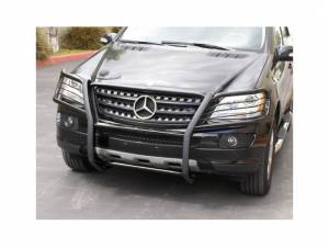 Grille Guards - Stainless Steel - Mercedez Benz