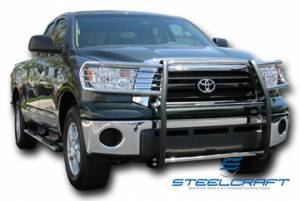 Grille Guards - Stainless Steel - Toyota