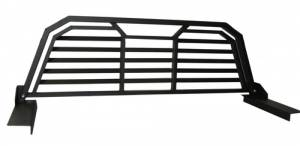 Spyder Headache Racks - Headache Rack - Louvered Full Coverage - Chevy/GMC