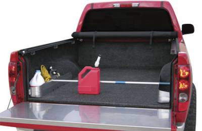 MDF Exterior Accessories - Tonneau Covers - Access Cover - Access 60070 Access Storage Pocket G2 Galvanized Finish 1 Pair