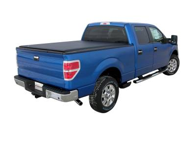 MDF Exterior Accessories - Tonneau Covers - Access Cover - Access 61019 Access Toolbox Tonneau Cover Ford Full Size Old Body Long Bed 1973-1998