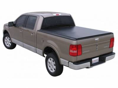 MDF Exterior Accessories - Tonneau Covers - Access Cover - Access 91019 Vanish Roll Up Tonneau Cover Ford Full Size Old Body Long Bed 1973-1998