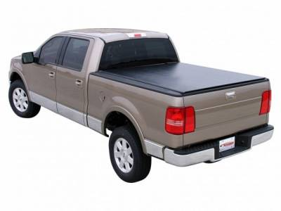 MDF Exterior Accessories - Tonneau Covers - Access Cover - Access 22010019 TonnoSport Roll Up Tonneau Cover Ford Full Size Old Body Long Bed 1973-1998